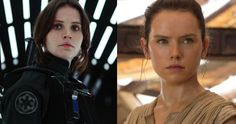 Is Jyn Erso Rey's Mom in 'Star Wars: Rogue One'? -- The first 'Rogue One: A Star Wars Story' trailer has fans heavily speculating that Felicity Jones' character is the long-lost mother of Rey. -- http://movieweb.com/star-wars-rogue-one-jyn-erso-rey-mom/