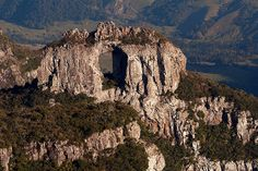 Pedra Furada-Urubici-Roteiro Serra Catarinense