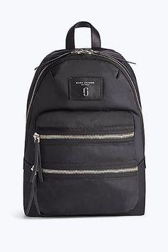 Mini Rucksack, Schwarzer Rucksack, Italienisches Leder, Marc Jacobs,  Designer Handtaschen, Handtaschen 51719b850d