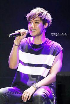 Kim Hyun Joong in Guangzhou 08.30.2014