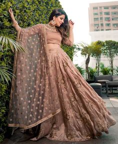 The Peach Project by Ayesha Indian Wedding Outfits, Pakistani Outfits, Indian Outfits, Indian Weddings, Indian Attire, Indian Ethnic Wear, Pakistani Bridal, Indian Bridal, Desi Clothes
