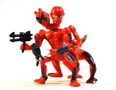 Modulok action figure Retro Toys, Vintage Toys, Childhood Toys, Childhood Memories, He Man Figures, Spiderman Theme, Old School Toys, Modern Toys, 80s Kids