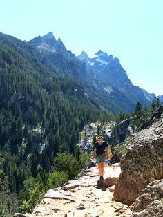 hike grand teton - Google Search