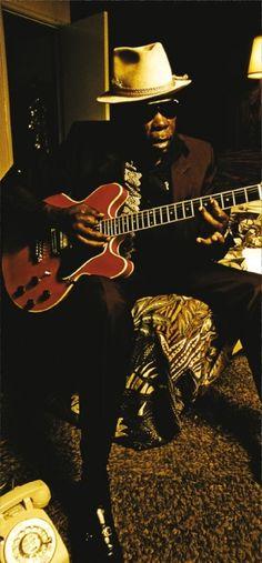 John Lee Hooker by Janny Dangerous