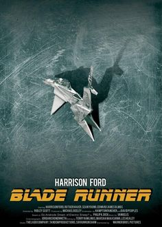 Galería: Posters de Blade Runner -3 | Aullidos.COM
