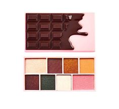 I Heart Revolution Rocky Road Mini Chocolate Palette - Make-Up Musthaves Chocolate Palette, Rocky Road, Makeup Revolution, My Heart, Eyeshadow, Make Up, Mini, Eye Shadow, Maquillaje