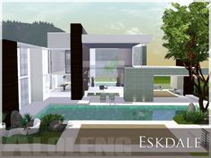 Eskdale house by aloleng - Sims 3 Downloads CC Caboodle