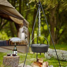 Lodge Camping Tripod