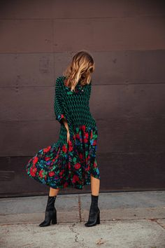 Here are the 3 Kenzo x H&M looks I styled Love Fashion, Girl Fashion, Fashion Outfits, Womens Fashion, Woman Outfits, Style Fashion, Boho, Bohemian Style, Kenzo