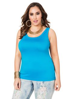 Signature Tank - Ashley Stewart