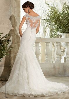 Blu - 5310 - All Dressed Up, Bridal Gown