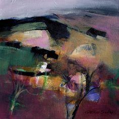 Landscapes, landscape painting, landscape art by Patricia Sadler Landscape Artwork, Abstract Landscape Painting, Abstract Art, Painting & Drawing, Watercolor Paintings, Knife Painting, Gouache, Pastel Art, Acrylic Art