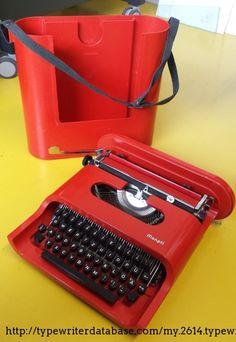 196x Monpti Monpti on the Typewriter Database