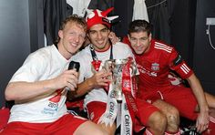 2012 Carling Cup Winners Liverpool FC