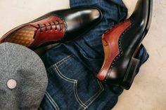 JEAN PIERRE. #CobblerUnion #MensShoes