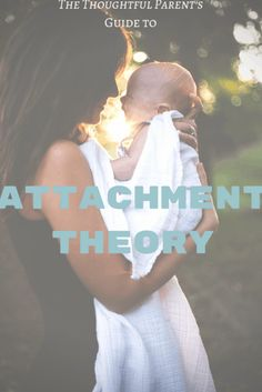 The concept of attachment theory in child development is mentioned a lot in the parenting world, but there are many misconceptions about what it really means. A research-based look at attachment. Natural Parenting, Peaceful Parenting, Gentle Parenting, Parenting Advice, Toddler Behavior, Toddler Discipline, Positive Discipline, Parenting Toddlers, Foster Parenting