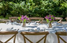 A Southern outdoor luncheon table setting | Love, Reese Blog | Draper James