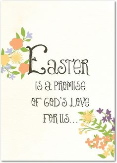 Promise of Love - Easter Cards in Cream | Magnolia Press