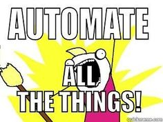 Automate all the things with NetCrunch network monitoring! www.adremsoft.com #SysAdmin #Tech #ITSM #IT #IoT #DevOps #BigData #DataCenter #Networking by adremsoftware