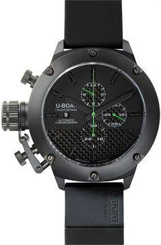 U-Boat Classico 53 Titanium 6548 Watch from Authorized Dealer Watchismo.com