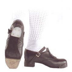 Buy Pacelli Ultra Flexi Irish Dance Shoes - Liberty tip & concord heel. Super Flexi Jig Shoe Made from Leather.