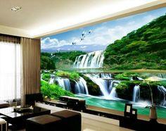 3d-Look papel murales pegatinas-sticker Moái estatuas en los vestigios
