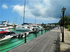 The boardwalk at the Wharf Hotel & Marina, our home base. Us Images, Archipelago, Seychelles, Sailing, Base, Adventure, Luxury, Candle, Boating