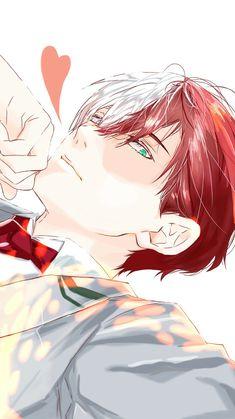 Read 🍋Shouto x Reader: It's ART DAMMIT! from the story My Hero Academia: Oneshots by quoteoftheday (Heming-waste) with reads. Anime Boys, Hot Anime Boy, Cute Anime Guys, Manga Boy, Boku No Hero Academia, My Hero Academia Manga, Image Manga, Boy Character, Handsome Anime