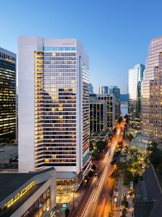 Hyatt Regency Vancouver, located in the Heart of Downtown Vancouver