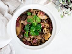 Claypot Rice Recipe, Chinese Mushrooms, Chinese Food, Chinese Recipes, Steamed Chicken, Easy Rice Recipes, Asian Chicken, Dessert Recipes, Desserts