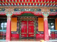 The Library of Tibetan Works and Archives in Dharamsala-India