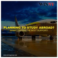 Let your plans to #study #abroad becomes a reality. Visit Winny Immigration and Education Services and get complete study abroad information including programs/courses, scholarships, admissions letter, visa assistance, #IELTS / #TOEFL coaching etc.  We will guide you to make the best #career choice. Visa Canada, Overseas Education, Career Choices, Good Student, Best Careers, Student Studying, Scholarships For College, Ielts, Study Abroad