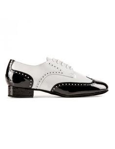 ROBERT   ZAPATO BAILE DE HOMBRE SOCIAL/TANGO EN CHAROL NEGRO BLANCO Tango, Social, Spain, Sneakers, Wedding, Outfits, Shoes, Fashion, Salsa Shoes