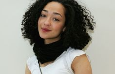 Ethiopian/Irish actress Ruth Negga