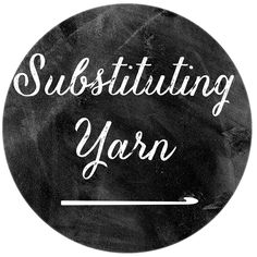 So, you have a pattern you want to make and it suggests a yarn, BUT the suggestion is too expensive, unavailable, or maybe you just don't like it. So you find another yarn, But how then do you go about choosing from the 1,657,243,091 yarns available? b's 350-2 1. Look for Alternate Suggestions in the Pattern. In most of my published patterns, I try to offer 2 yarn choices - the yarn that the pattern is made in and at least one other. I always try to ensure there is a more budget friendly…