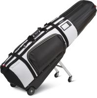 TOUR SERIES CLUBGLIDER   Sun Mountain ClubGlider is the only golf travel bag that offers extendable legs and wheels to support 100% of the weight. The new for 2014 ClubGlider Tour Series was designed to coordinate with Sun Mountain's new Tour Series line of golf bags.