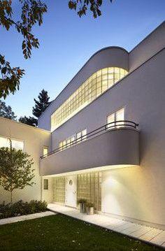 art deco nursery | Art Deco | home & garden- exteriors