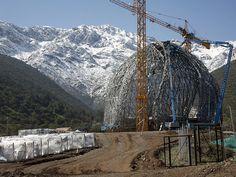 En Construcción: Templo Bahá'í / Hariri Pontarini Architects