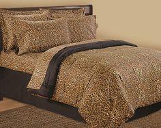 Leopard Comforter Sets - Scent Sation