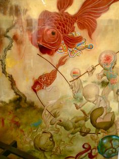A Wolf Illustrations Blog: The Art of James Jean