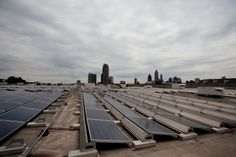 The IKEA store in Atlanta is SOLAR powered!