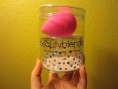 """""""The Beautyblender sponge ($19.95) has changed the way my makeup looks. When it came on the market, I thought it was a gimmick, but its shape allows you to squish and mold it to get your foundation into every crevice of your face-something you can't do with a regular makeup sponge or brush. The texture makes any formula go on smooth and seamless, and you can use it for cream blush, too."""" -MELANIE INGLESSIS, makeup artist who works with Olivia Wilde and Kate Hudson"""