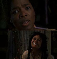 Beloved 1998 - damn oprah you scary