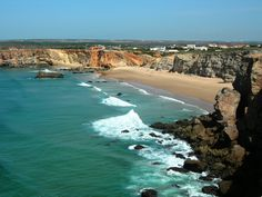 Sagres, Portugal. One of the most beautiful sea towns I have been to. Could just sit there forever.