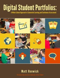 Initial Findings After Implementing Digital Student Portfolios in Elementary Classrooms