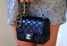 Staple item that is always stylish. Chanel