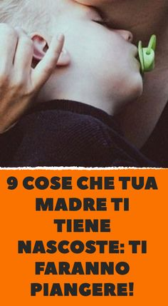 9 cose che tua madre ti tiene nascoste: ti faranno piangere! Instagram Storie, Study Methods, Mamma Mia, Toddler Activities, Love Songs, Quotations, The Cure, Maternity, Parenting