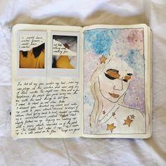 serafique:  random journals from the last month  ig: serafique