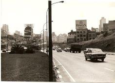Década de 70 - Avenida 23 de Maio.