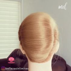 A pretty hairstyle ready for you to get inspired from & to recreate! By: # vintage Hairstyles videos PRETTY HAIRSTYLE Vintage Hairstyles For Long Hair, Vintage Hairstyles Tutorial, Up Hairstyles, Pretty Hairstyles, Female Hairstyles, Hairstyle Men, Style Hairstyle, Wedding Hairstyles, Hair Up Styles